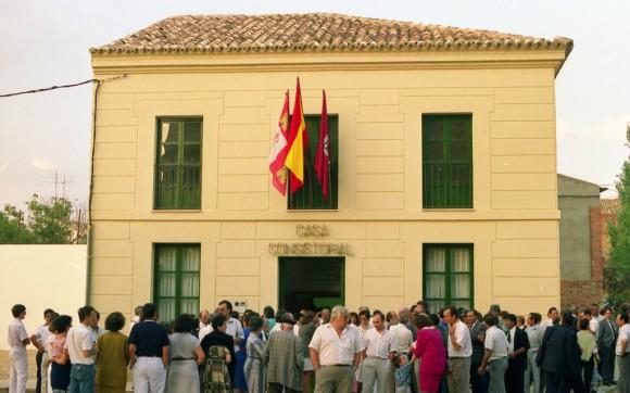 Inauguracion Ayto 1